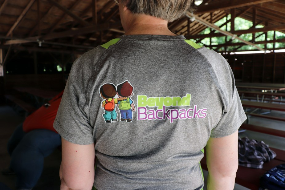 Foster parents Beyond Backpacks