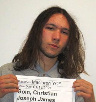 Christian Goin headshot