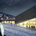 Kimball Art Center Expansion Image