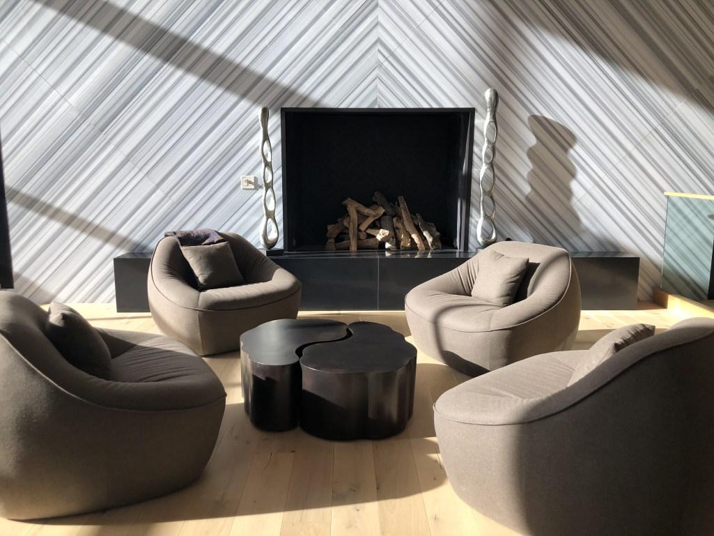 Lounge at Blue Sky Resort