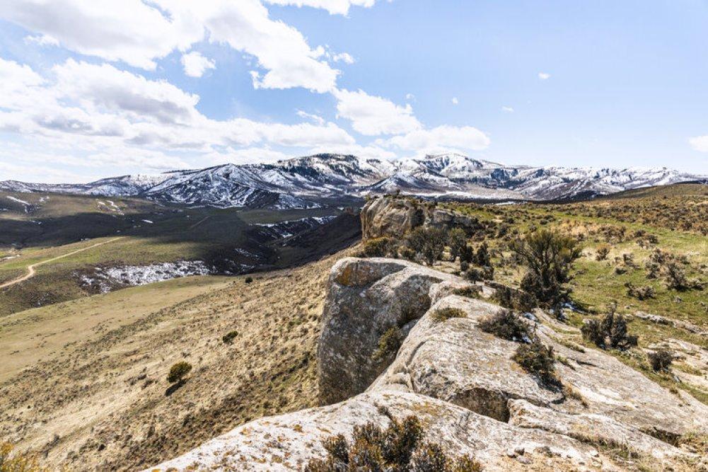 Wohali Backcountry Coalville Utah