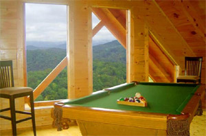 Majestic Mountain Vacations Rentals in Pigeon Forge Tennessee