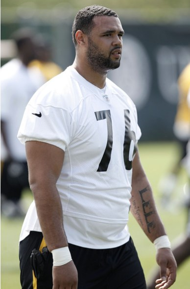 Mike+Adams+Pittsburgh+Steelers+Minicamp+u5Shv7XfmJTl