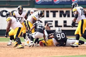 Steelers - Raiders