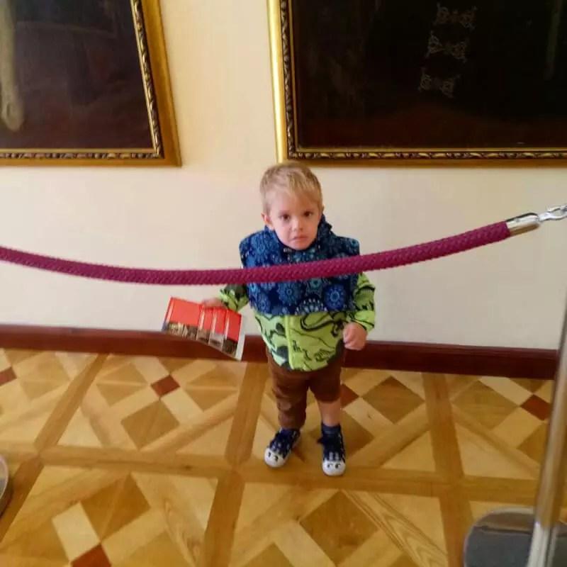 Музей в Suchej Bezkidzkiej