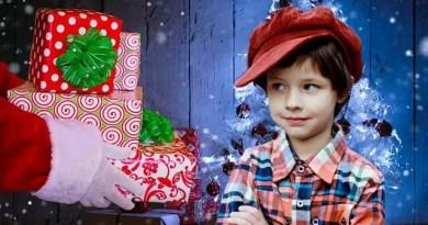 Подарки на праздник Миколайки