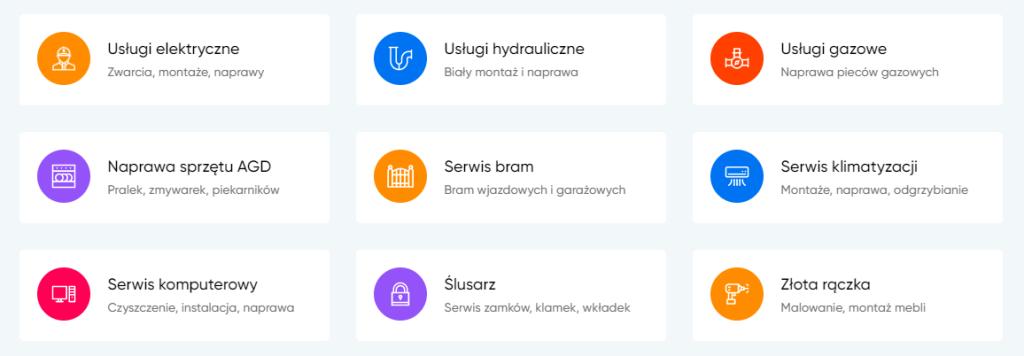 usterka.pl - быстрые услуги для дома и офиса