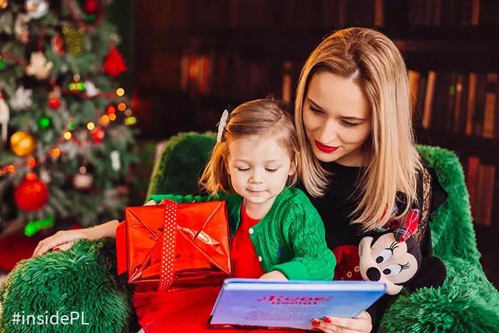 Подборка рождественских книг для детей на польском языке