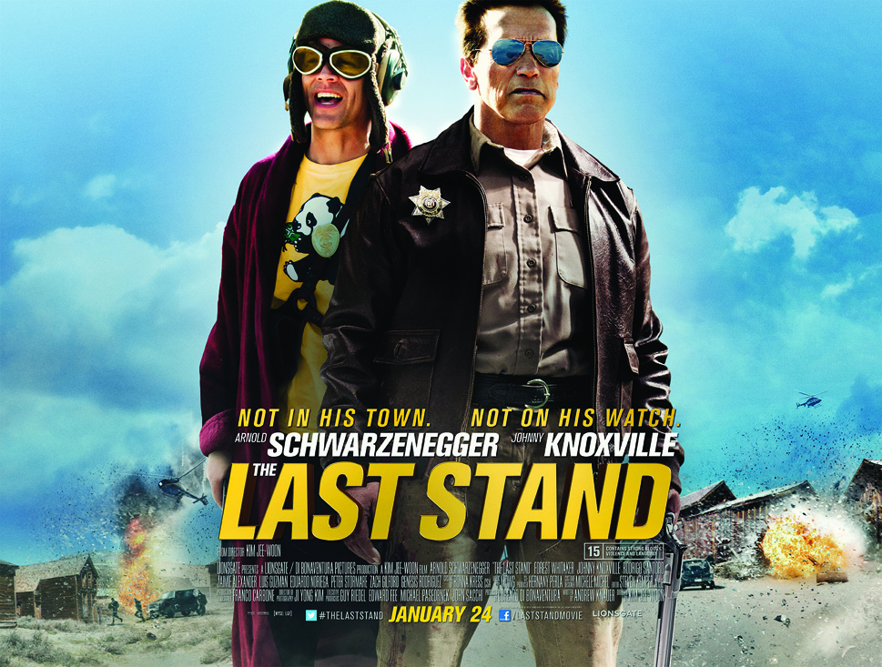The Last Stand (2013) Movie Review