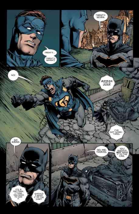 """Résultat de recherche d'images pour """"batman rebirth GOTHAM"""""""