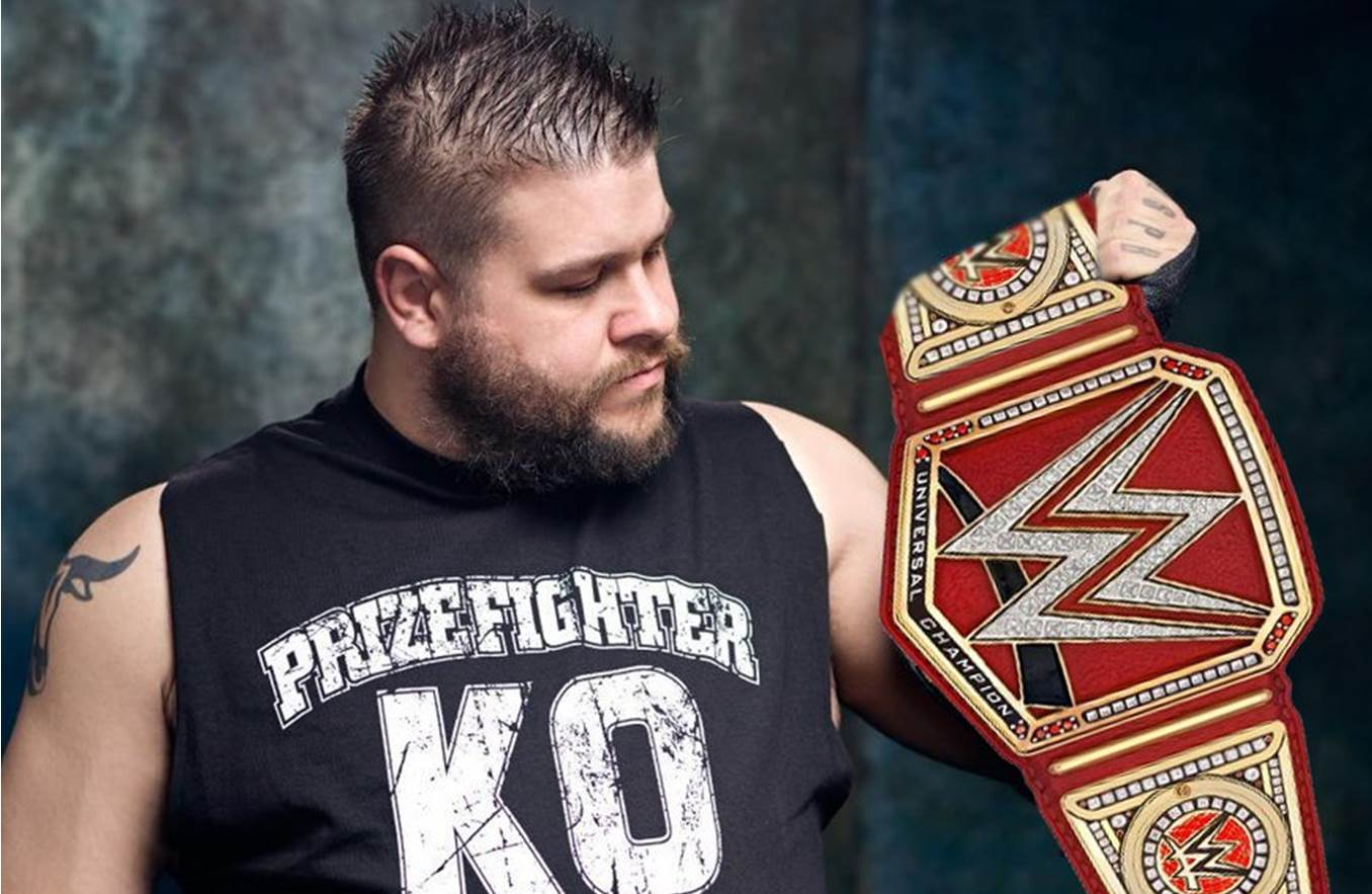 Image result for kevin owens universal champ