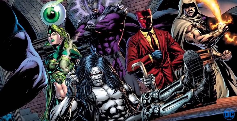 Justice League Vs Suicide Squad Inside Pulse