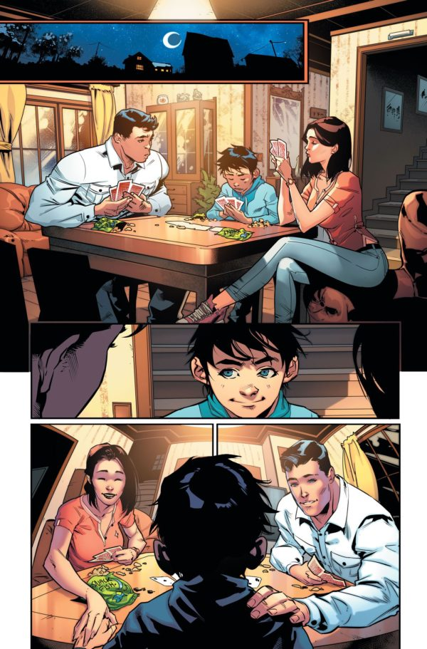 DC Comics Rebirth Spoilers Super Sons 1 Brings Superman