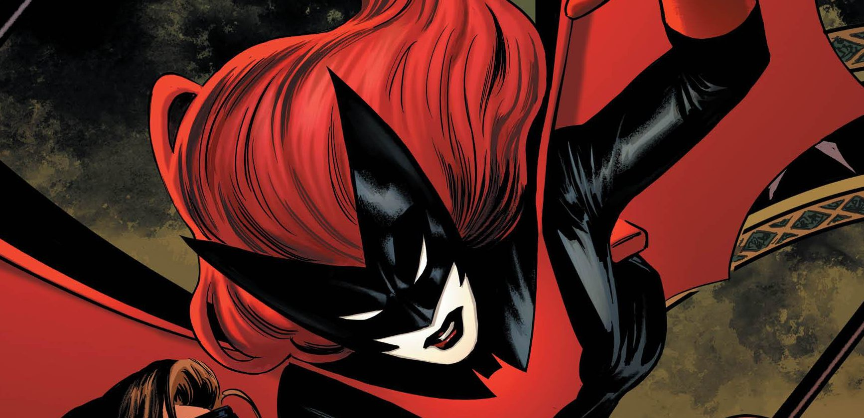 DC Comics Rebirth  Batman Family Spoilers Batwoman 1 Steps Up From Shadow Of The Bat  Takes