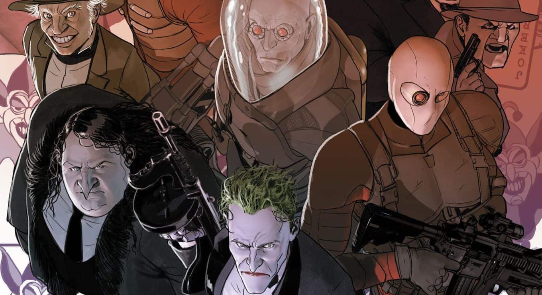 DC Comics Rebirth  Batman 31 Spoilers  Review The War