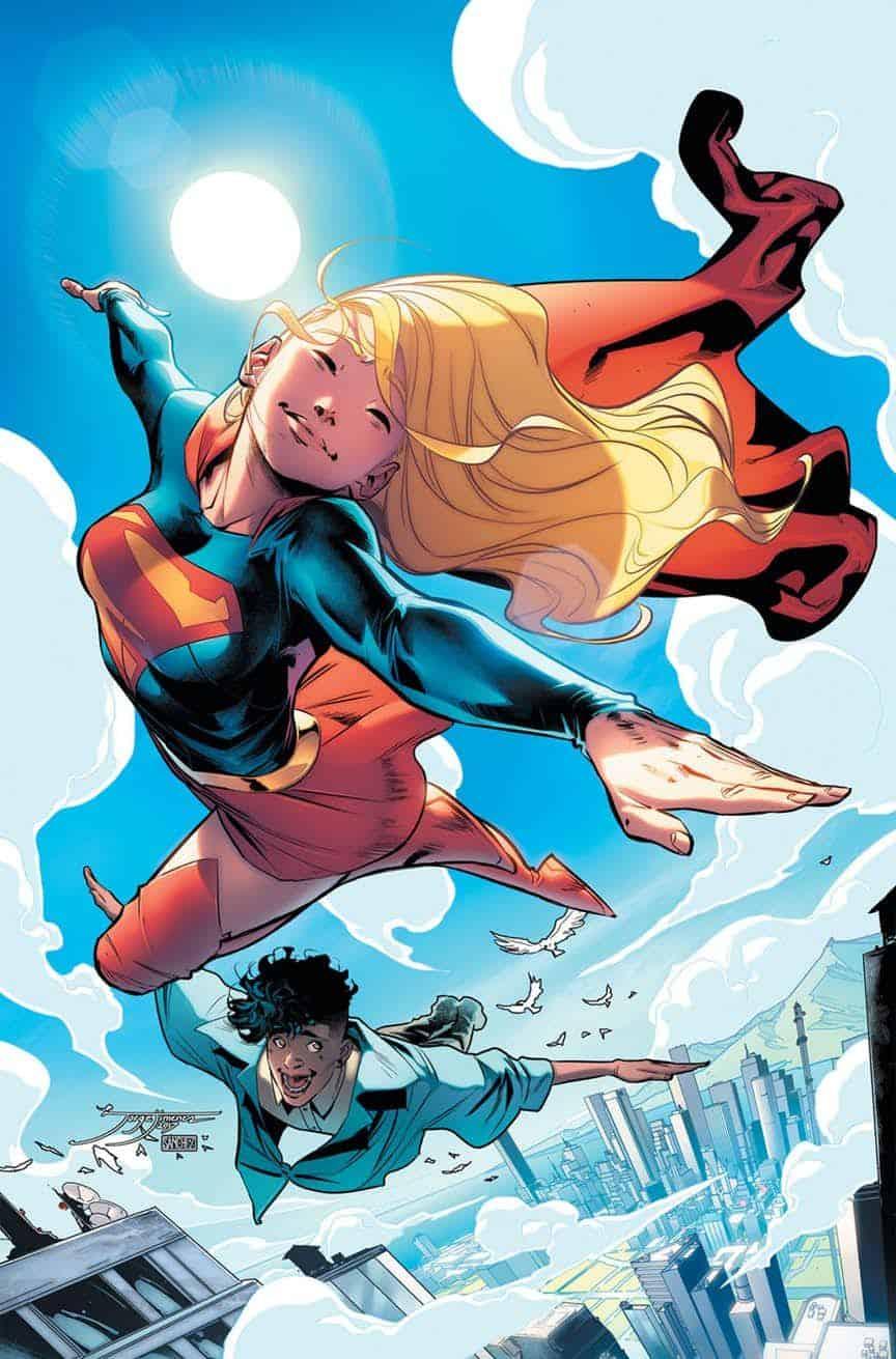 DC Comics Rebirth Universe  March 2018 Solicitations