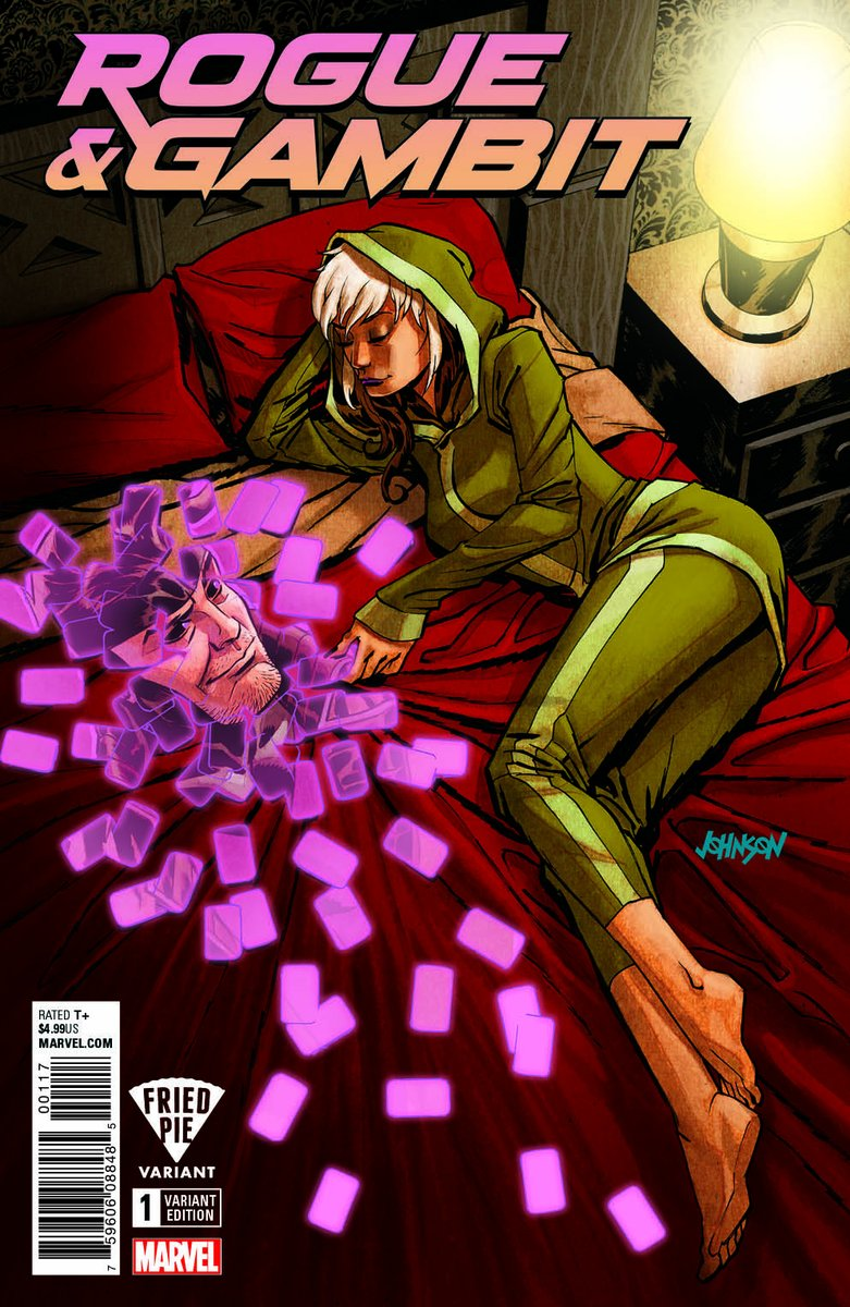 Marvel Comics Legacy  Rogue  Gambit 1 Spoilers Couples Therapy Over Deadpool  Inside Pulse