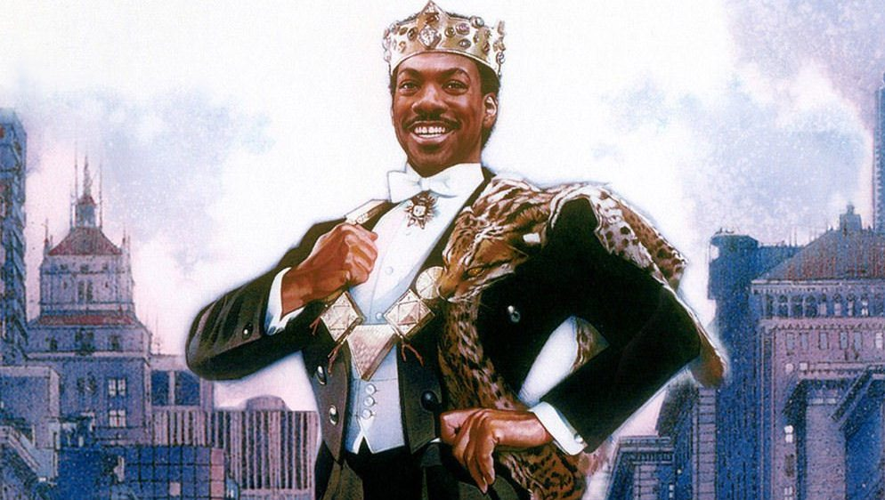 Bluray Review Coming To America  Inside Pulse