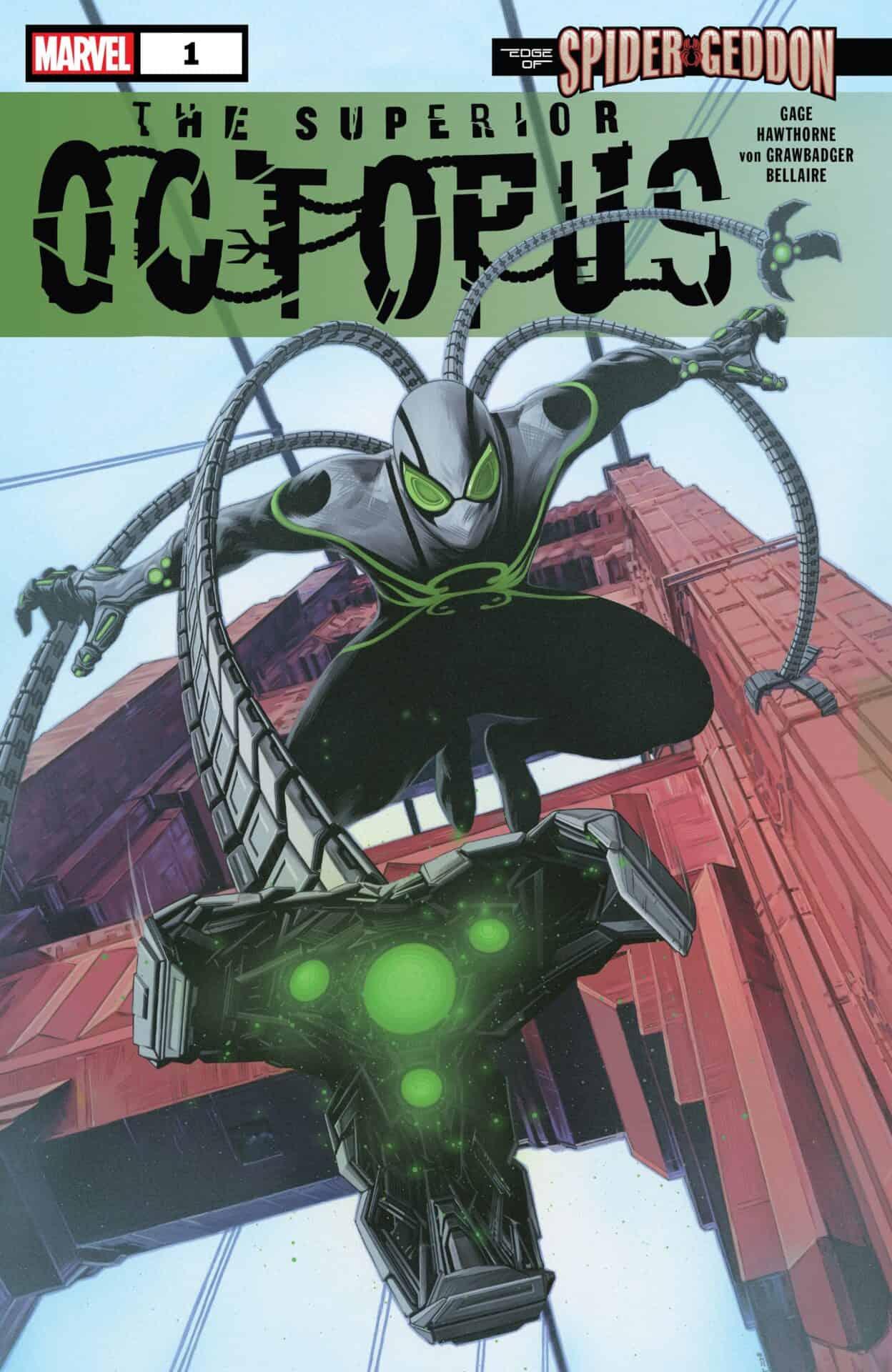 marvel comics universe superior