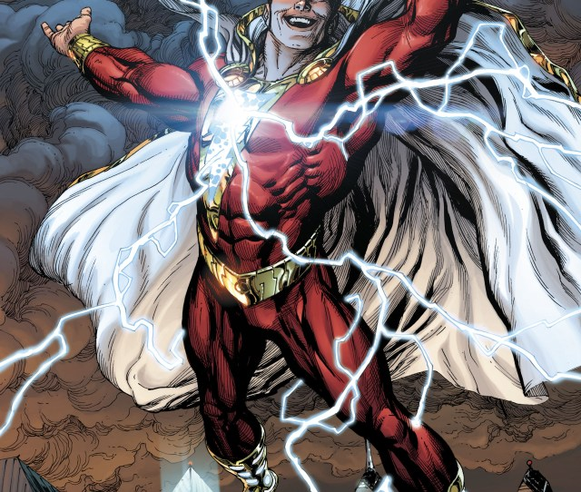 The Books With A Recap Of Sorts Of The Origin At The Rock Of Eternity Of The First Shazam