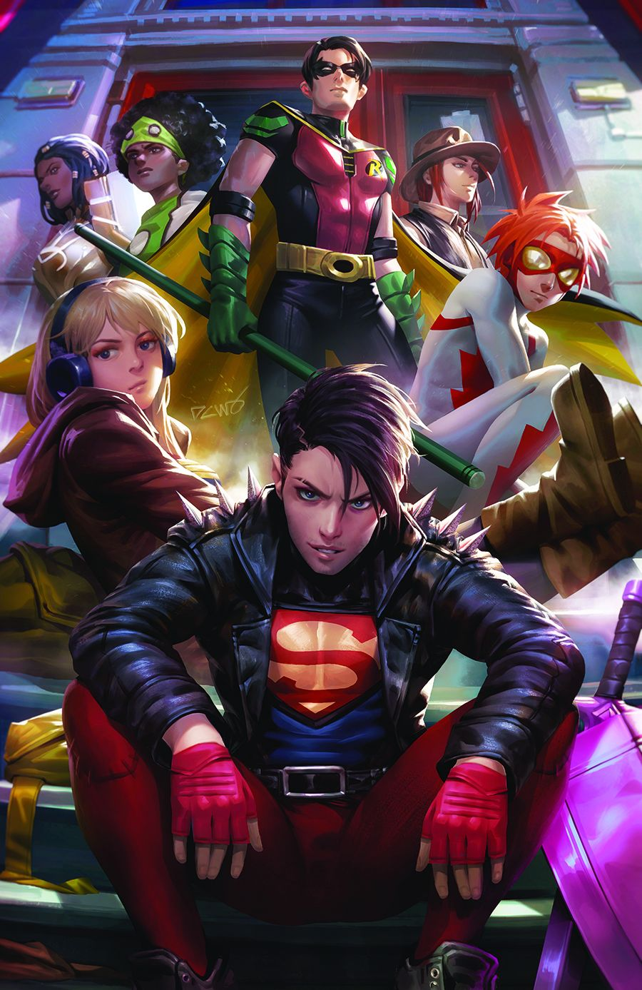 Young Justice #20 Review | The Aspiring Kryptonian