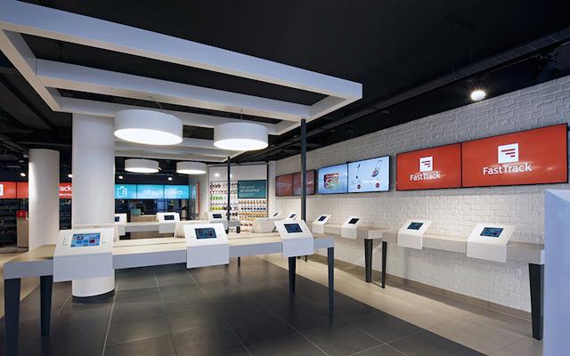 retail innovation factfile, retail innovation, Argos, Argos Tottenham Court Road, London, retail trends, tech trends in technology