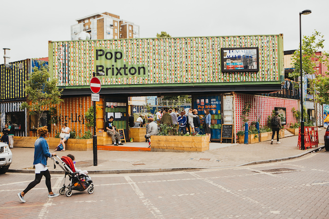 Pop Brixton, london trends, retail innovations, retail trends August 2015, pop ups, trend tours