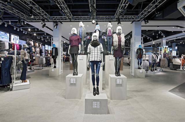 Dalziel & Pow, retail trends, trend tours, retail innovation, future of retail, store design, visual merchandising, Primark,
