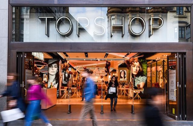 retail openings October 2015, London retail openings, retail trends, London pop-ups, retail trends, visual merchandising, Topshop, Appear Here