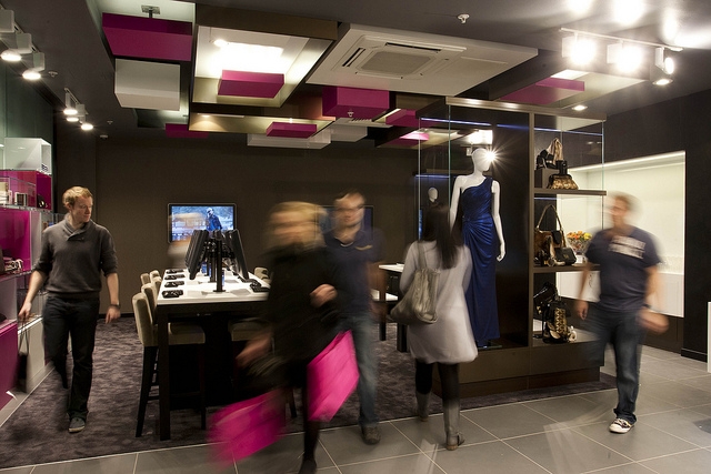 multichannel retail, omnichannel retail, House of Fraser, future of retail