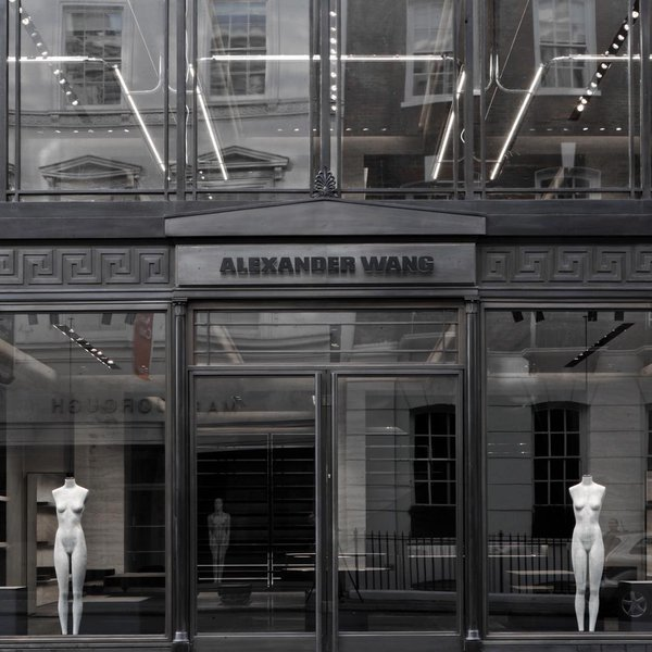 Alexander Wang, luxury retail, London retail, retail trends, trend tours, retail safaris,