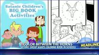 Satanic Coloring Book Submitted To Fla. Schools for ...