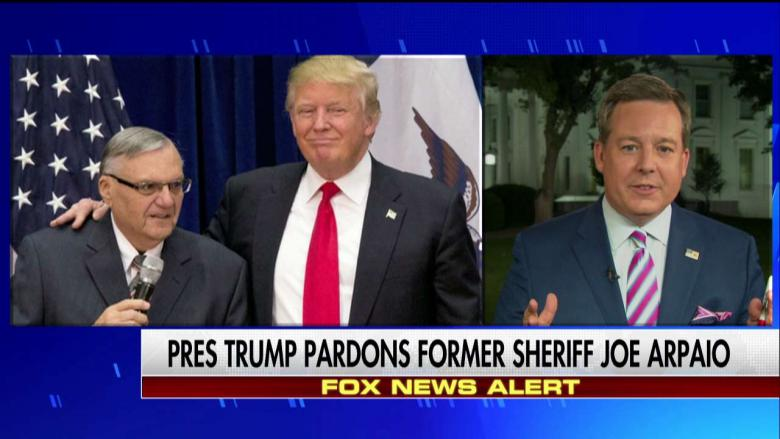 Image result for trump pardon arpaio
