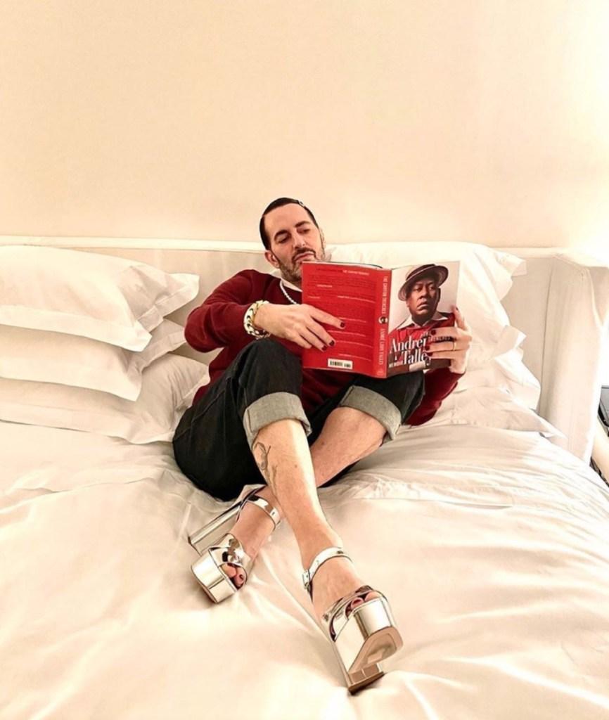 О ссоре с Анной Винтур, Лагерфельде и кризисе модного глянца: отрывки из мемуаров Андре Леона Телли