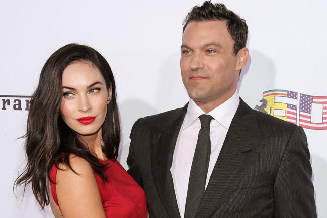 Після 10 років шлюбу: Меган Фокс і Браян Остін Грін розлучаються