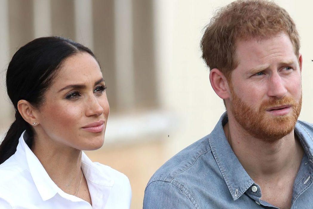 Принцу Гарри и Меган Маркл отказали в регистрации благотворительного фонда