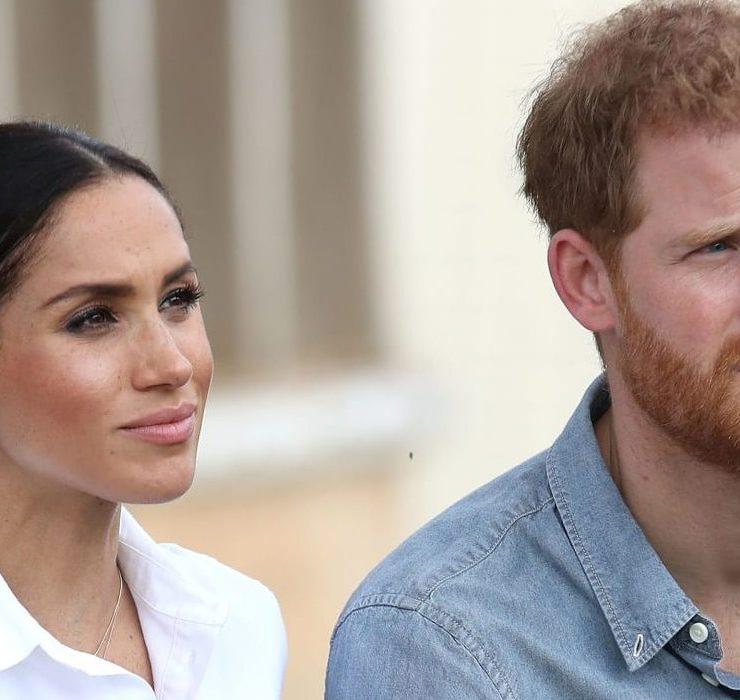 Принцу Гаррі і Меган Маркл відмовили в реєстрації благодійного фонду