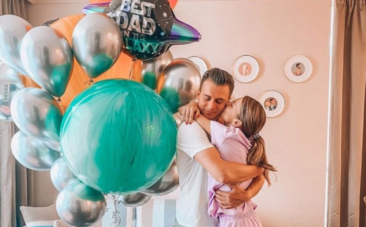Monatik, Владимир Остапчук и другие звездные папы отмечают День отца