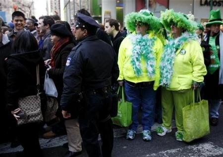 Green Ladies