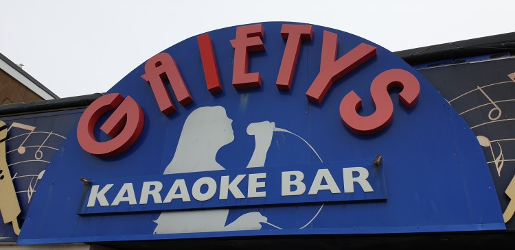 Gaietys Karaoke Bar - stag and hen