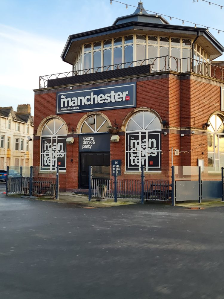 The Manchester Pub - Stag and hen