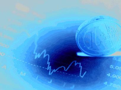 Coin, graph, dollar