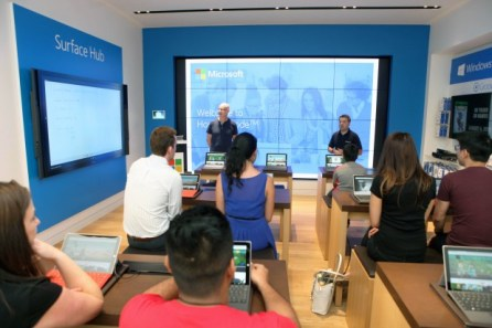 01 Hour of Code in the Microsoft Store
