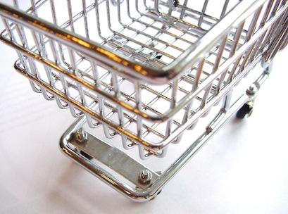 trolley,supermarket