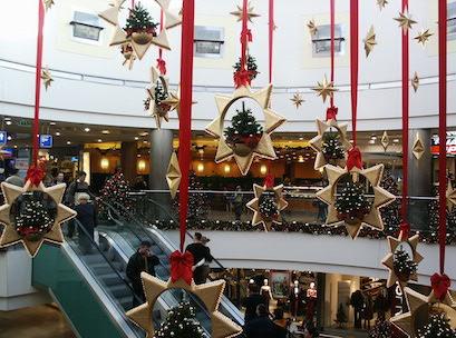 Christmas, shopping, retail