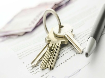 Lease, contract, keys, property