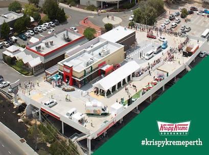 Krispy Kreme Perth