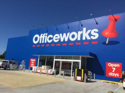 Officeworks-North-Lakes-Brisbane