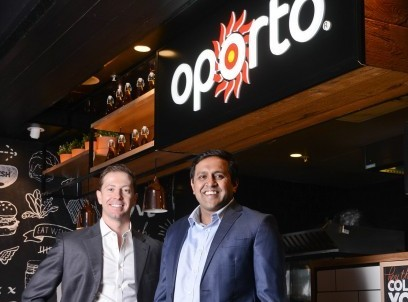 Oporto CEO and Sri Lanka Master Franchisor