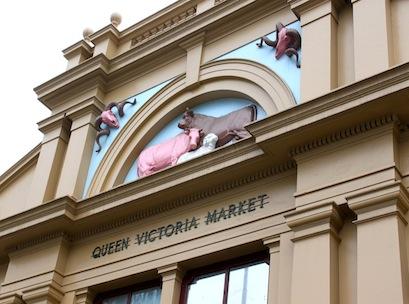 QV market, markets, melbourne, Queen Victoria market